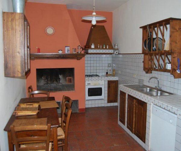 cucina Casa sull'Aia
