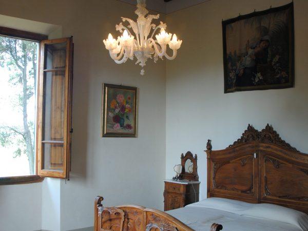 Villa Allegri camera dei nonni
