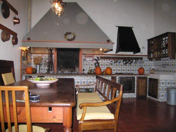 villa_allegri_cucina